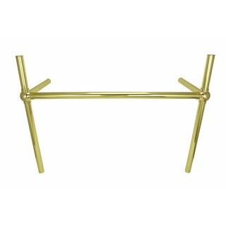 Brass Double Belle Epoque Legs