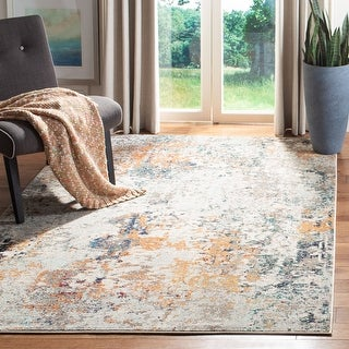 Safavieh Madison Katrein Vintage Boho Abstract Rug