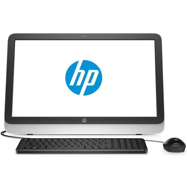 "HP 23-r111 All-in-One Desktop PC AMD A6-6310 23"" 1.8GHz 4GB 500GB Win10H"
