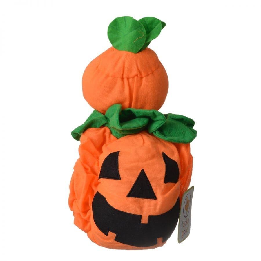 Lookin Good Pumpkin Dog Costume -Medium - (Fits 14-19 Neck to Tail)