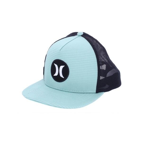 Shop Hurley Mens Motion Stripe Snapback Hat Skate Cap - o s - Free ... 607e8020b877