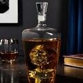 Phantom Skull Decanter for Liquor - Thumbnail 0