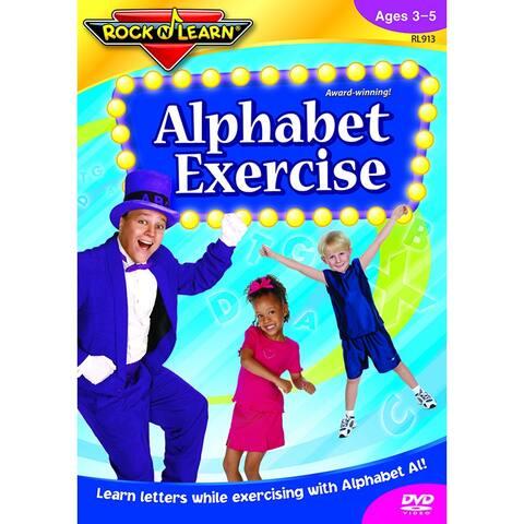 Alphabet Exercise Dvd