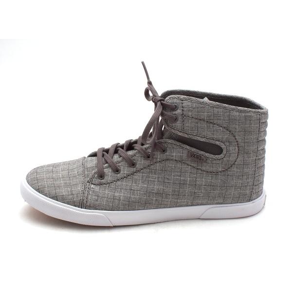 e71283c51e Shop Vans Womens Hadley Hight Top Lace Up Fashion Sneakers - Free ...