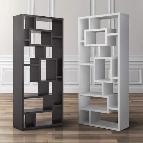 Furniture of America Tribeca Bookcase/Display Cabinet