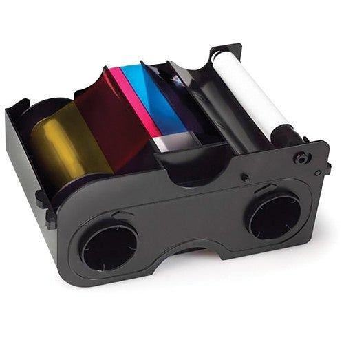 Fargo 45000 Ymcko Full Color Ribbon For Dtc1000 & Dtc1205e Id Card Printers