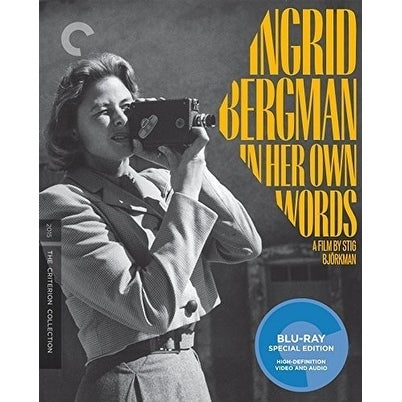 Ingrid Bergman - in Her Own [Blu-ray]