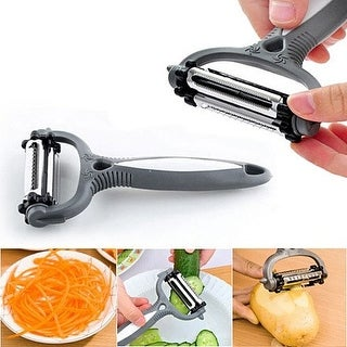 3 in 1 Veggie Peeler Slicer And Shredder