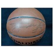 Signed Wade Dwyane Spalding IndoorOutdoor Ball autographed