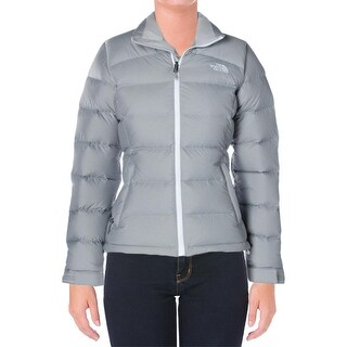 The North Face Womens Puffer Coat Down Quilted - S