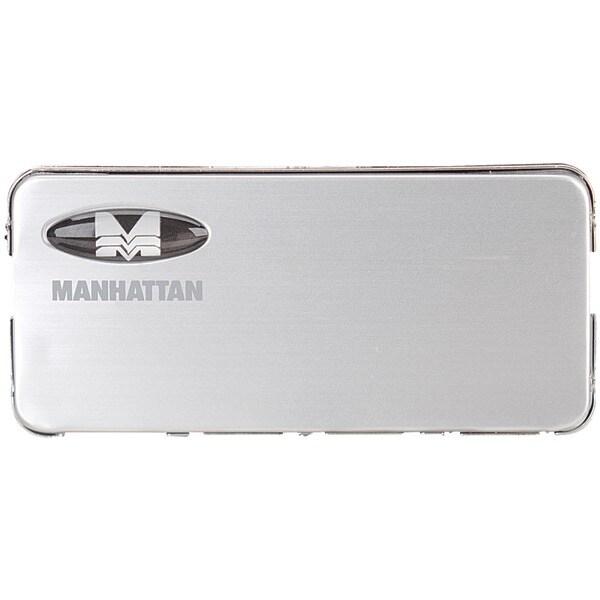 Manhattan 160612 4-Port Usb 2.0 Bus-Ac Powered Hub