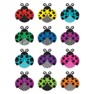 Colorful Ladybugs Mini Accents