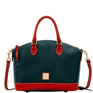 Dooney & Bourke Pebble Darcy Satchel (Introduced by Dooney & Bourke at $248 in Sep 2017)