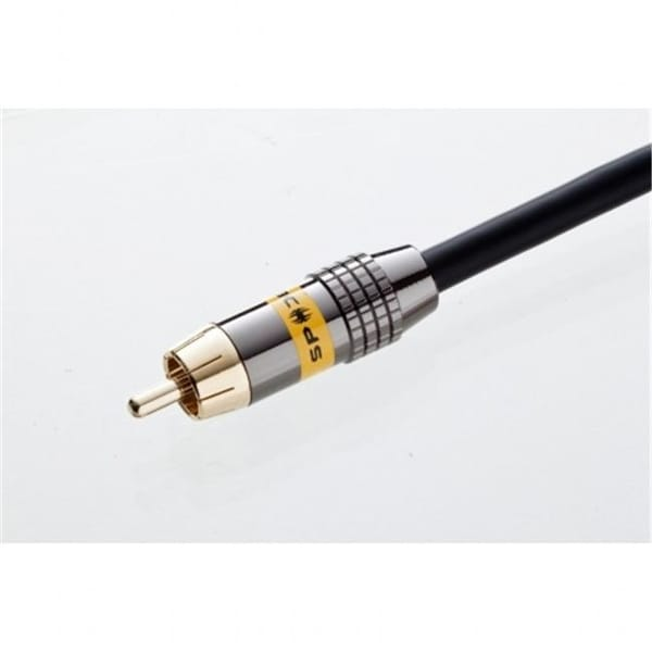 Spider International S-VIDEO-0006 S-Series Composite Video Cable
