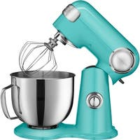 Cuisinart SM-50TQ Precision Master™ 5.5-Quart Stand Mixer, Turquoise