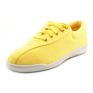 Easy Spirit Active AP1 Women 3A Round Toe Canvas Sneakers