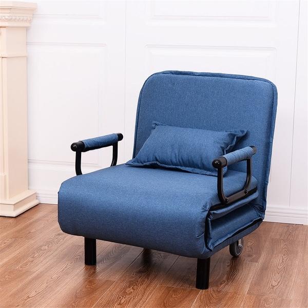Convertible sofa bed, folding armrest recliner, leisure recliner. Opens flyout.