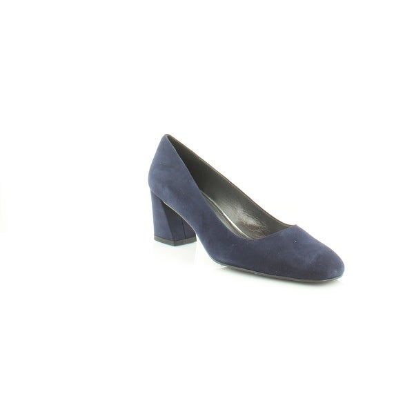 Stuart Weitzman Mary Mid Women's Heels Nice Blue - 9.5