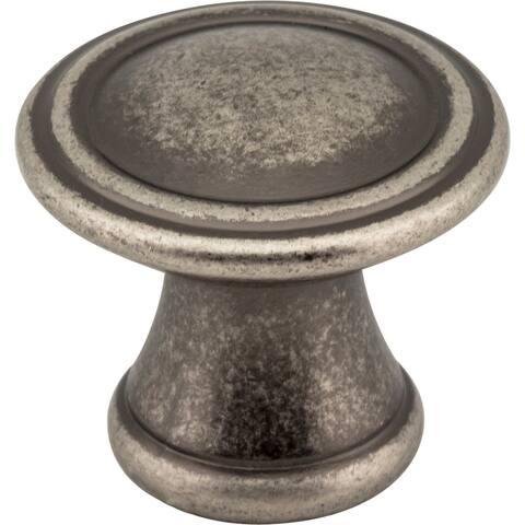 "Jeffrey Alexander Z110 Cordova 1-3/16"" Mushroom Cabinet Knob"