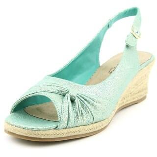Bella Vita Sangria Too W Open Toe Synthetic Wedge Heel
