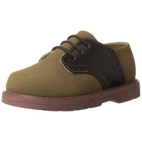 Kids Natural Steps Boys Clay Lace Up Slide Sandals