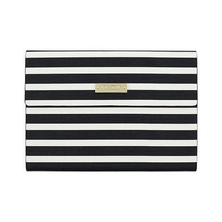 kate spade new york Bluetooth Keyboard Folio Case fits iPad Mini, iPad Mini 2, and iPad Mini 3 - Fairmont Square Black / Cream