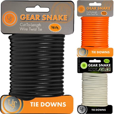 UST Gear Snake Bendable Steel Wire Cord - One Size