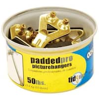 """Impex Systems  50616 """"Ook"""" Pro Padded Picture Hanger Tidy Tin"""