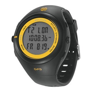 """Soleus GPS 3.0 30 Lap Memory Sports Watch"""