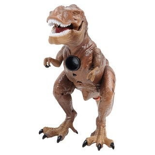 Dinosaur Projector and Room Guard Animal Figure - Motion Detector Triggers Roar