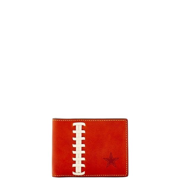 Dooney & Bourke NFL Dallas Cowboys Credit Card Billfold (Introduced by Dooney & Bourke at $78 in Aug 2017)