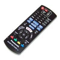 OEM Panasonic Remote Control Originally Shipped With: DMPBD903, DMP-BD903, DMPBD93, DMP-BD93