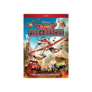 PLANES FIRE & RESCUE (DVD/WS-2.39/ENG-SP-FR SUB)