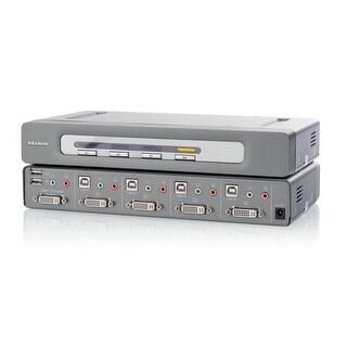 Linksys - F1dn104d - Omniview Secure 4Port Kvm