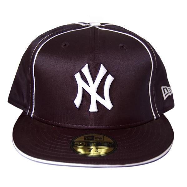 Shop MLB New York Yankees New Era 59Fifty Dri Fit Fitted Hat Cap - 7 ... 67e2b62c4e6