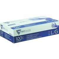 West Chester Lg 3Mil Nitrile Glove 2905/L Unit: BOX