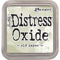 Old Paper - Tim Holtz Distress Oxides Ink Pad