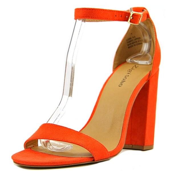 Zigi Soho Loise Women Coral Sandals