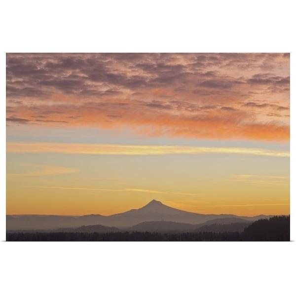 """Portland, Oregon, United States Of America"" Poster Print"