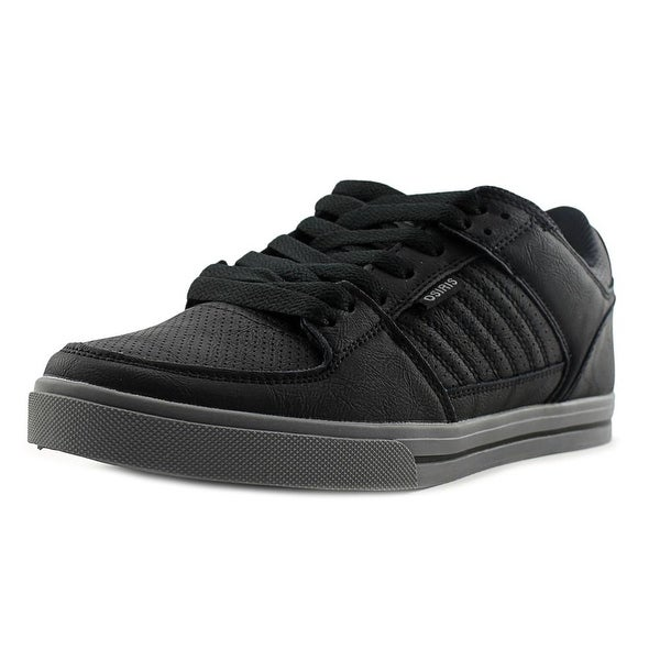 Osiris Protocol Men Black/Grey/Black Skateboarding Shoes