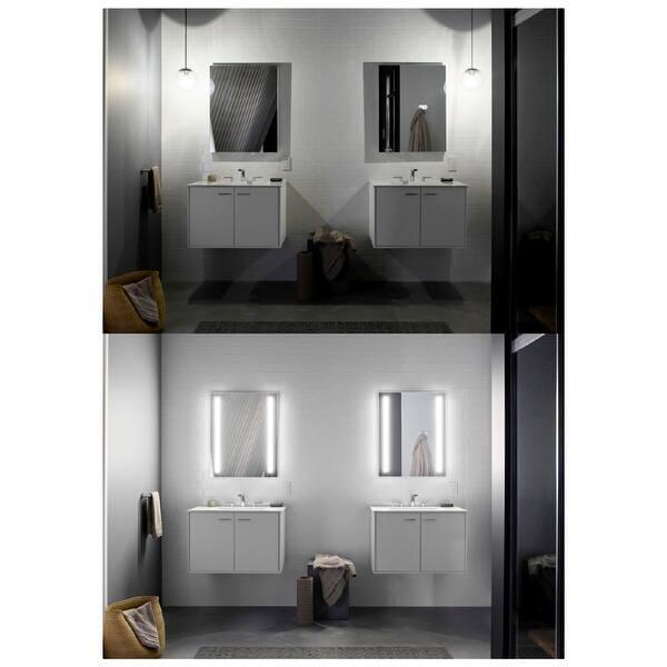 Shop Kohler K 99003 Tlc Verdera 20 X 30 Lighted Single Door