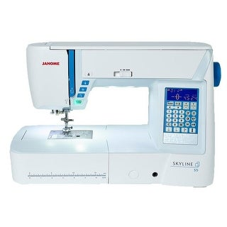 Link to Janome Skyline S5 Computerized Sewing Machine Similar Items in Sewing & Quilting