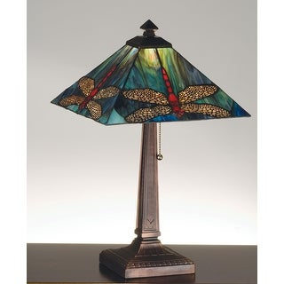 21 Inch H Prairie Dragonfly Table Lamp