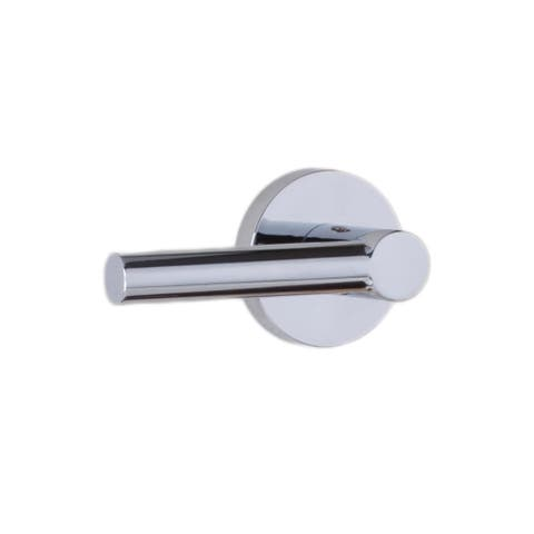 Weslock 5008 Uptown Passage Door Lever Set with Round Rose from the Premiere Essentials Collection
