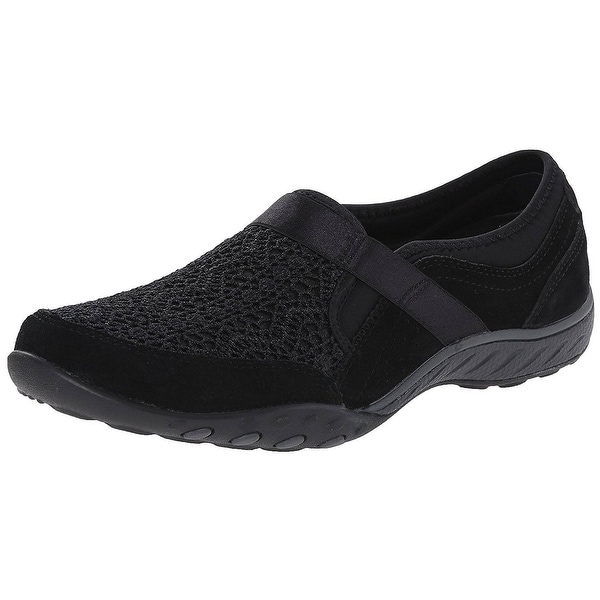 Skechers Womens 88000DS Leather Closed Toe Loafers - 9.5