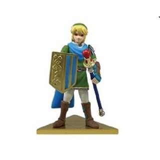 "The Legend of Zelda Hyrule Warriors 2"" Mini Figure: Link - multi"