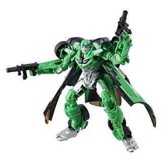 Transformers The Last Knight Premier Deluxe Wave 3: Crosshairs - multi
