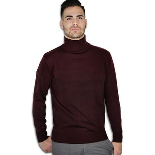 Men\u0027s Turtle Neck Sweater (SW-753) (More options available)