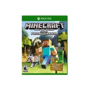 Microsoft Minecraft- Xbox One Edition 44Z-00025 Minecraft Xbox One Edition