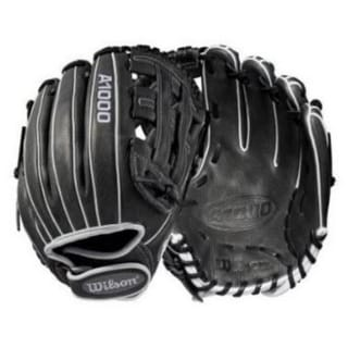 "Link to Wilson Fastpitch Softball 12"" Glove Mitt Infield A1000 2019 Dual Post Web RHT Similar Items in Team Sports Equipment"